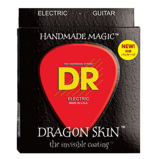 DRDRAGON SKIN DSE-10 MEDIUM エレキギター弦