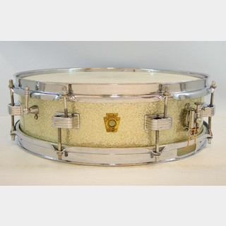 "Ludwig 【ヴィンテージ】1963s Downbeat Snare 14""×4"" #Preserial【送料無料】"