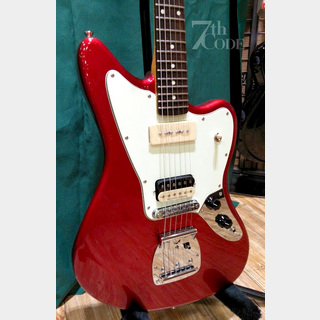 FenderJean-Ken Johnny Jaguar [ CAR ( Candy Apple Red ) ]