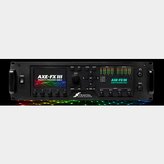 FRACTAL AUDIO SYSTEMS Axe-Fx III MARK II 【入荷待ち】