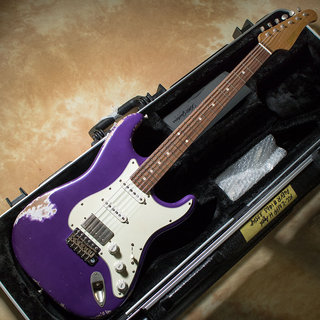 Xotic California Classic XSC-2 (Metallic Purple Heavy Aged / Alder / RM-R)