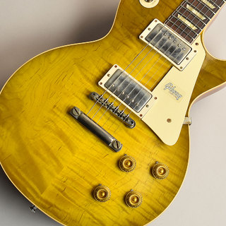 Gibson Custom Shop 60th 1959 Les Paul Standard Green Lemon Light Aged S/N:991110 【現地選定品】【未展示品】