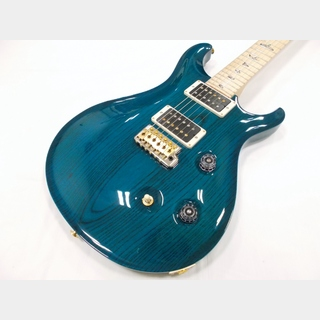 Paul Reed Smith(PRS) 2016 Limited Custom24 Swamp Ash  Blue Matteo