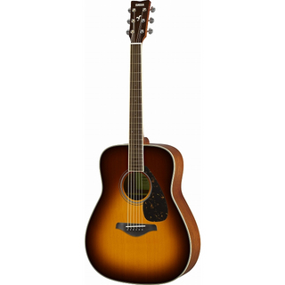 YAMAHAFG820 Brown Sunburst (BS) 【アウトレット特価】【WEBSHOP】