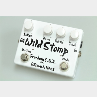 FREEDOM CUSTOM GUITAR RESEARCHAkima & Neos wild stomp