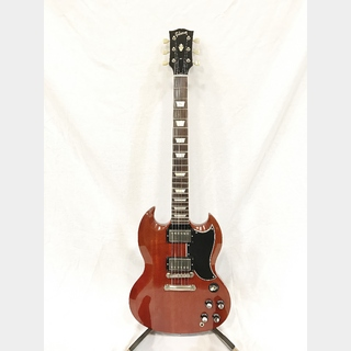 Gibson Custom Shop Historic Collection SG Standard Reissue Faded Cherry 【中古品】【2006年製】