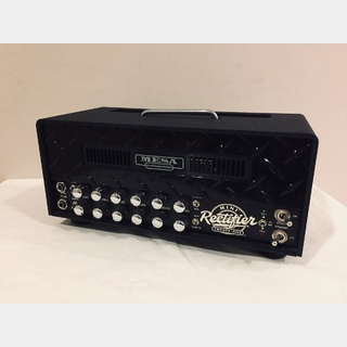 Mesa/Boogie MINI Rectifier 25 Head (Black diamond / Blue LED)