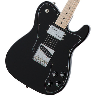 Fender Made in Japan Traditional 70s Telecaster Custom Maple Fingerboard Black 【WEBSHOP】