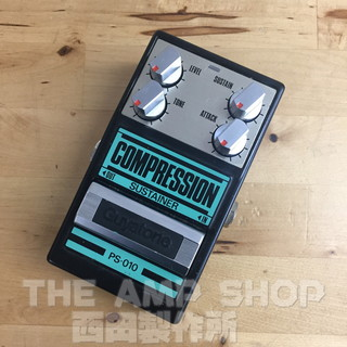 Guyatone PS-010 COMPRESSION SUSTAINER