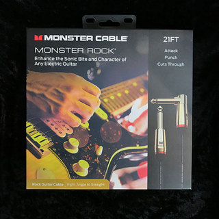 Monster Cable MONSTER CABLE【M ROCK2-21A】 直-L 21ft /約6.4m