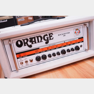 ORANGERockerverb 100 Head White