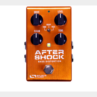 Source Audio AFTERSHOCK BASS DISTORTION 【ギターにもおススメ歪み】