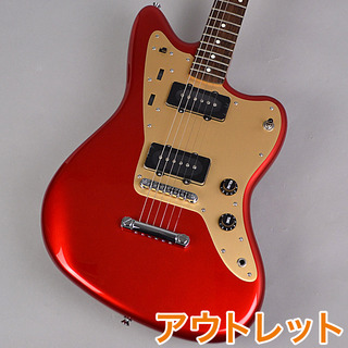 Squier by FenderDeluxe Jazz Master ST Candy Apple Red エレキギター 【アウトレット】