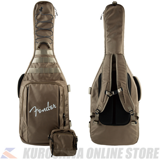 Fender Limited Edition Urban Gear Electric Guitar Gig Bag, Coyote (ご予約受付中)