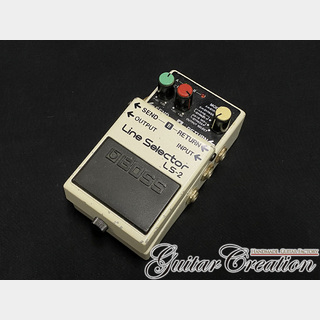 BOSS LS-2【Line Selector】Players Condition