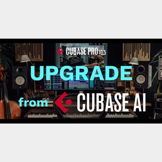 Steinberg Cubase Pro UG from AI【限定キャンペーン品】【即納可能】