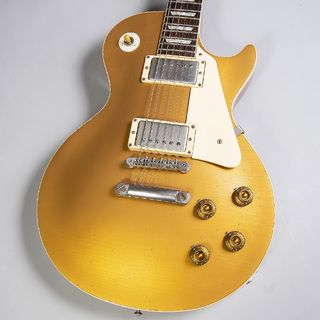 Gibson Custom Shop Historic Collection 1957 Les Paul Reissue Gold Top Aged
