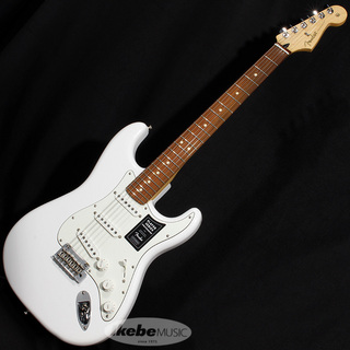 Fender Mexico Player Stratocaster (Polar White/Pau Ferro) [Made In Mexico]【特価】