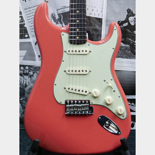 Fender Custom Shop MBS 1961 Stratocaster Lush Closet Classic -Faded Fiesta Red- by Greg Fessler