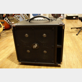 Phil Jones Bass Suitcase Compact (Black)