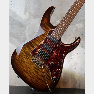 TOM ANDERSON Angel-Family / Guardian Angel / Tiger Eye Burst with Binding