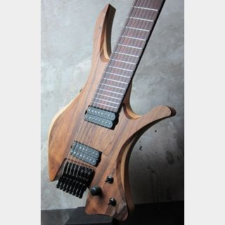 Skervesen Shoggie 8-Strings Multi Scale / Natural