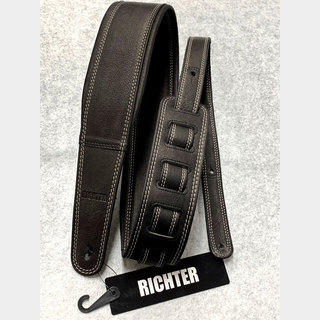 Richter Straps Springbreak Ⅰ (7cm幅 / Black)【限定品】【送料無料】