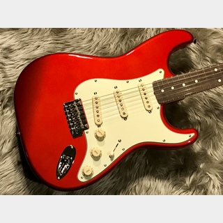Fender Fender MADE IN JAPAN HYBRID 60s Stratocaster (Candy Apple Red)
