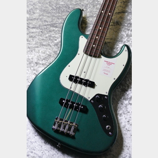 Fender Made In Japan Hybrid 60s Jazz Bass -Sherwood Green Metallic-