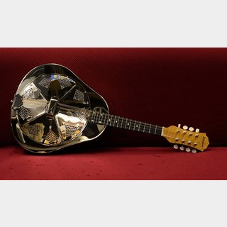 Johnson MA-998 Metal Body Resonator Mandolin