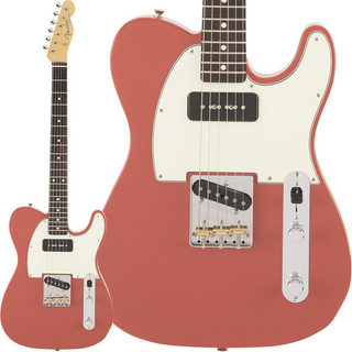 Fender Made in Japan FSR Hybrid 60s Telecaster P-90 (Fiesta Red) [Made in Japan]