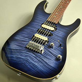 T's Guitars DST-Pro24Mahogany-Limited WhaleBlueBurst【6月16日(土)~9月30日(日)最大36回払いまで分割手数料0円!!】
