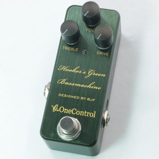 ONE CONTROL Hookers Green Bass Machine【御茶ノ水本店】