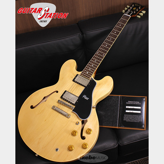 Gibson Custom Shop 1959 ES-335 Reissue VOS Vintage Natural
