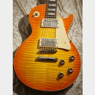 Gibson Custom Shop 60th Anniversary 1960 Les Paul Standard V2 VOS Lemon Orange Fade (#00957)【G-CLUB TOKYO】