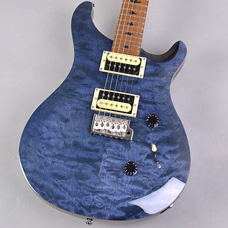 Paul Reed Smith(PRS) SE Custom24 Roasted Maple Whale Blue