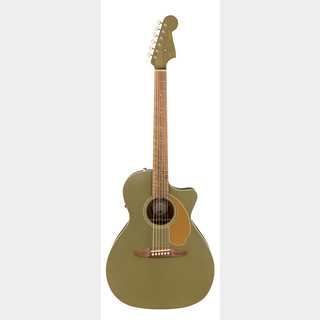 Fender Acoustics Newporter Player (Olive Satin)【本数限定特価】