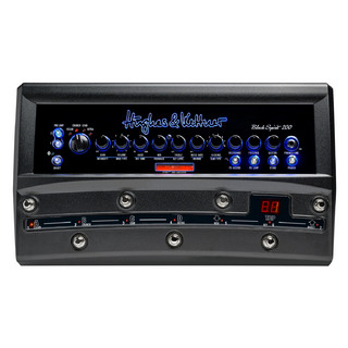 Hughes&Kettner BLACK SPIRIT 200 Floor HUK-BS200/F 正規輸入品
