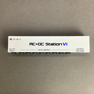 CAJ (Custom Audio Japan) AC/DC Station VI