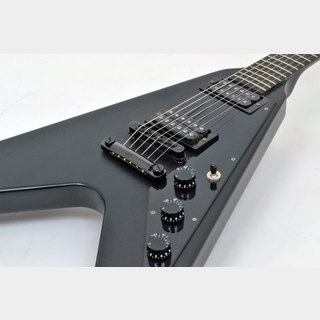 Gibson Flying V Gothic Satin Black 【福岡パルコ店】