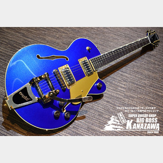 Gretsch G5655TG Electromatic® Center Block Jr. Single-Cut with Bigsby®【小さめサイズ!】