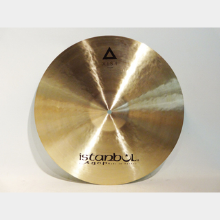 "ISTANBUL AGOP 【特注品】XIST Series 18"" Suspended"