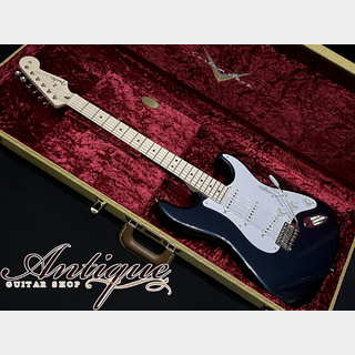 "Fender Custom Shop MBS Eric Clapton Stratocaster 2020年製 Dunkelblau Metallic by Todd Krause ""1Week No-Used Dead Stock"""