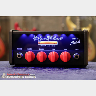 Hughes&Kettner {BUG} SPIRIT NANO -Spirit of Metal-【入荷数僅少!!☆今なら即納!!】