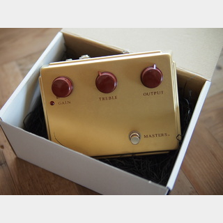 Dulcet Pedals Masters - Yellow Gold