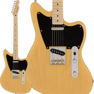 Fender Made in Japan Made in Japan 2021 Limited Offset Telecaster (Butterscotch Blonde/ Maple Fingerboard)