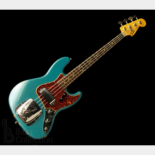 Fender Custom Shop 30th Anniversary Limited Edition 1960 Jazz Bass Relic (Aged Ocean Turquoise)