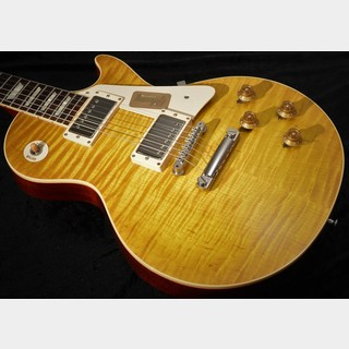 "Gibson Custom Shop Standard Historic 1959 Les Paul ""Hand Select"" Gloss / Lemon Burst (2016年製USED)【G-Club Tokyo】"