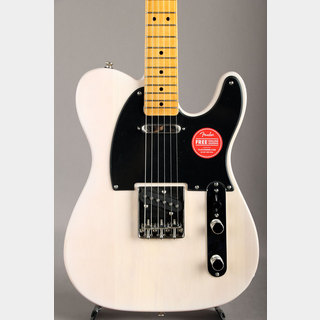 Squier by Fender Classic Vibe '50s Telecaster White Blonde