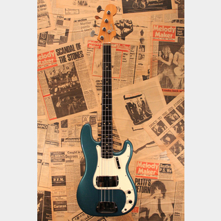 "Fender 1966 Precision Bass ""Original Lake Placid Blue"""